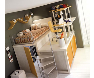 bed, Dream, and closet image
