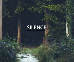 nature and silence image