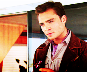 beautiful, chuck, and ed westwick image