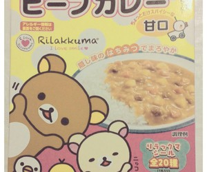 bear, food, and kawaii image