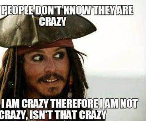 crazy, funny, and laugh image