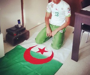 Algeria and dz image