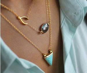 style, necklace, and accessories image