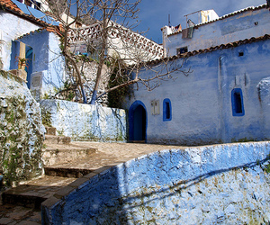 house, Houses, and morocco image
