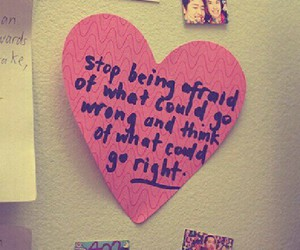 heart, quotes, and Right image
