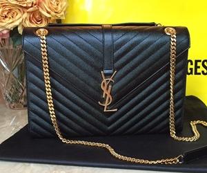 YSL, bag, and girly image