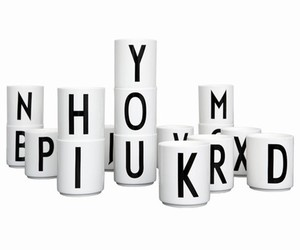 cup and letters image