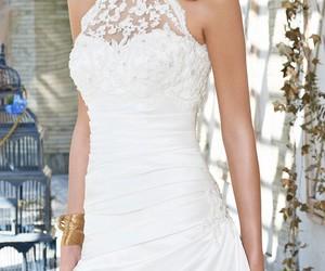 beautiful, boda, and bridal image