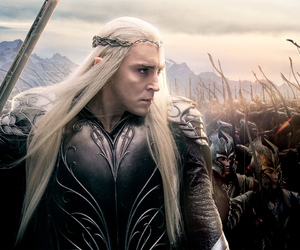 the hobbit and lee pace image