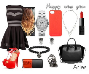 aries, girly, and happy new year image