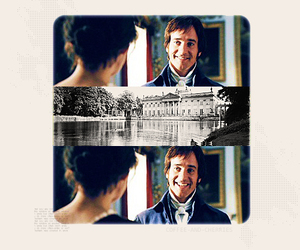 Mr. Darcy and pride and prejudice image
