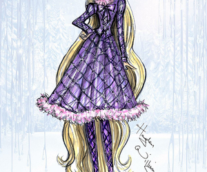 rapunzel, disney, and hayden williams image