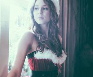 pll, christmas, and pretty little liars image