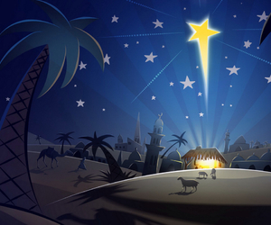 christmas and jesus image
