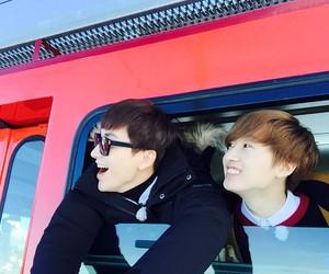 eunhyuk, Leeteuk, and SJ image