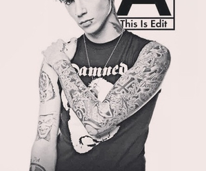 black veil brides and andy biersack image