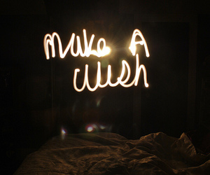 light, wish, and text image