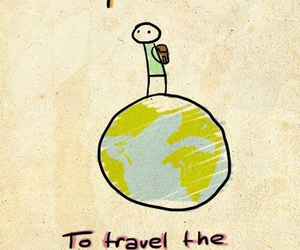Dream, world, and travel image