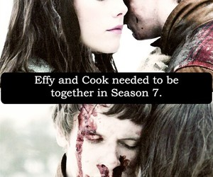 cook, Effy, and generation image