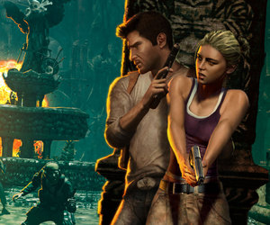 uncharted and uncharted drakes fortune image