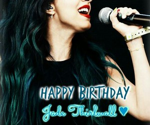 jade thirlwall, little mix, and happy birthday jade image