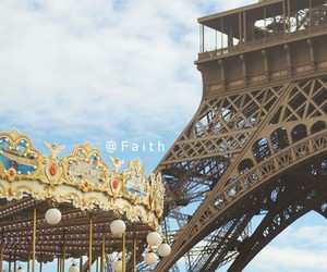 color, happiness, and paris image