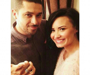 demi, demi lovato, and wilmer image
