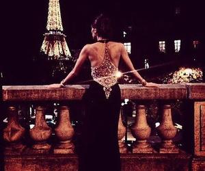 paris, dress, and luxury image
