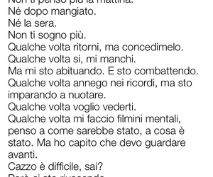 frasi, dimenticare, and ask.fm image