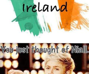 niall horan, ireland, and one direction image