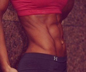 abs, motivation, and fitness image