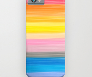 colours, crayon, and iphone case image