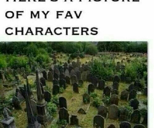 book, fandom, and character image