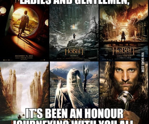 lord of the rings, LOTR, and the hobbit image