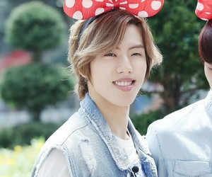 infinite, smile, and dongwoo image
