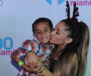 ariana grande, beautiful, and fan image