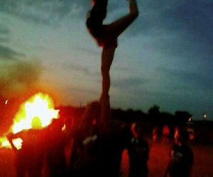 awesome, cheer, and scorpion image