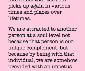 attraction, energy, and friendship image
