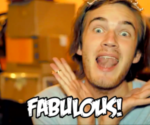 pewdiepie and fabulous image