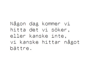 soker, känslor, and swedish quotes image