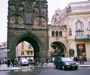 place, prague, and architecture image