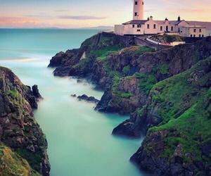 ireland, nature, and sea image