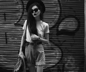 grunge, look, and style image