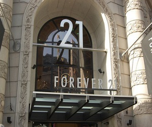 forever 21, fashion, and shop image