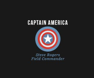 background, captain america, and Marvel image