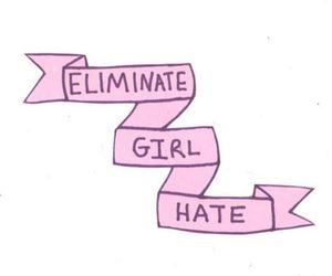 feminism, girl, and girl power image