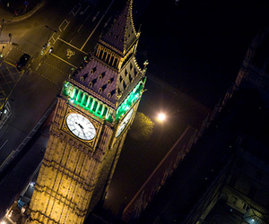 clock and london image