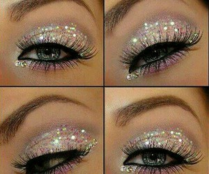 gorgeous, makeup, and pink image