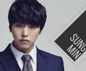sungmin and super junior image