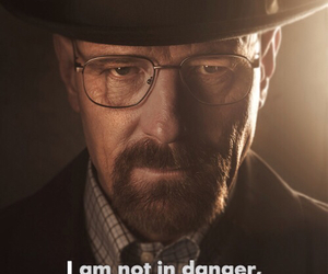 breaking bad, walter white, and danger image